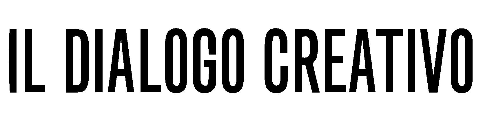logo IL DIALOGO CREATIVO